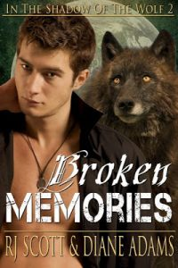 RJ Scott, Broken Memories, Gay Romance, Diane Adams, MM Romance,