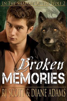 RJ Scott, Broken Memories, Gay Romance, Diane Adams, MM Romance,