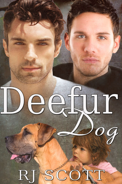 Deefur Dog MM romance RJ Scott
