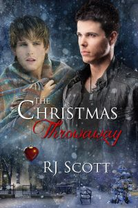 The Christmas Throwaway RJ Scott MM Romance