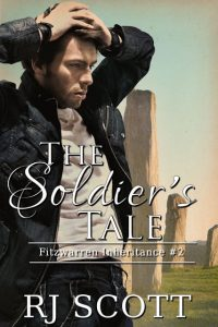 The Soldiers Tale, RJ Scott, MM Romance, Gay Romance