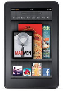 Win Kindle Fires, e-books and vouchers