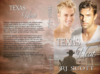 Texas Heat MM Romance RJ Scott Audio Cowboys Ranches blackmailed into marriage