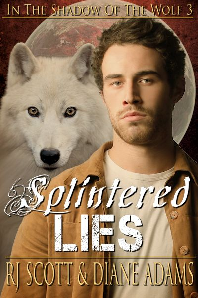 Splintered-Lies Broken Memories Shattered Secrets, Paranormal, MM Romance, RJ Scott, USA Today Bestselling Author