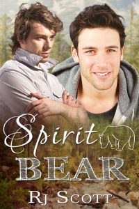 Spirit Bear, RJ Scott, MM Romance, Gay Romance