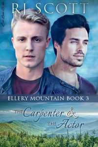 Ellery Mountain carpenter actor mm romance gay romance rj Scott