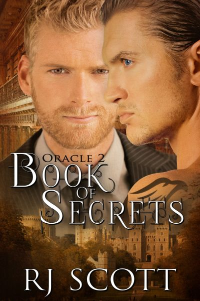 Book Of Secrets, RJ Scott, MM Romance, Gay Romance, Paranormal Romance