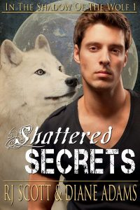Shattered Secrets, Paranormal, MM Romance, RJ Scott, Diane Adams