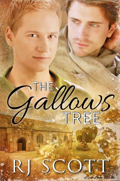The Gallows Tree, RJ Scott, Gay Romance, MM Romance, Paranormal