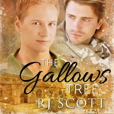 The Gallows Tree, RJ Scott, MM Romance, Gay Romance, Paranormal