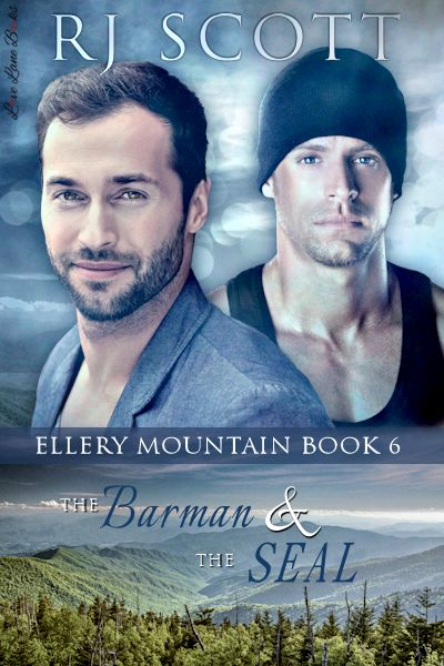 Barman and the SEAL Ellery Mountain MM romance RJ Scott