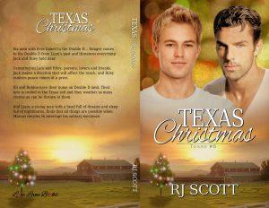Texas Christmas, RJ Scott, MM Romance, Texas Series