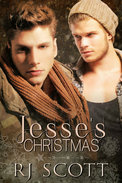 Jesse's Christmas MM Romance RJ Scott