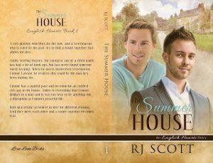 The Summer House, RJ Scott, Gay Romance, MM Romance
