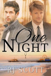 One Night MM Romance RJ Scott