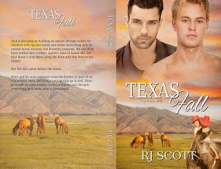 Texas Fall (Texas #6)