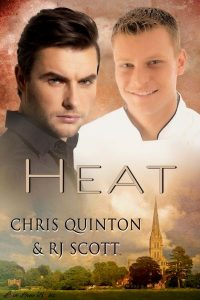 HEAT, MM ROMANCE, Chris Quinton, RJ Scott