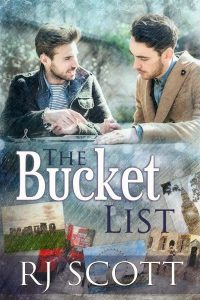The Bucket List MM Romance RJ Scott