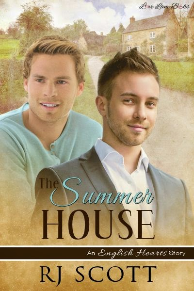 RJ Scott, Gay Romance, MM Romance, The Summer House