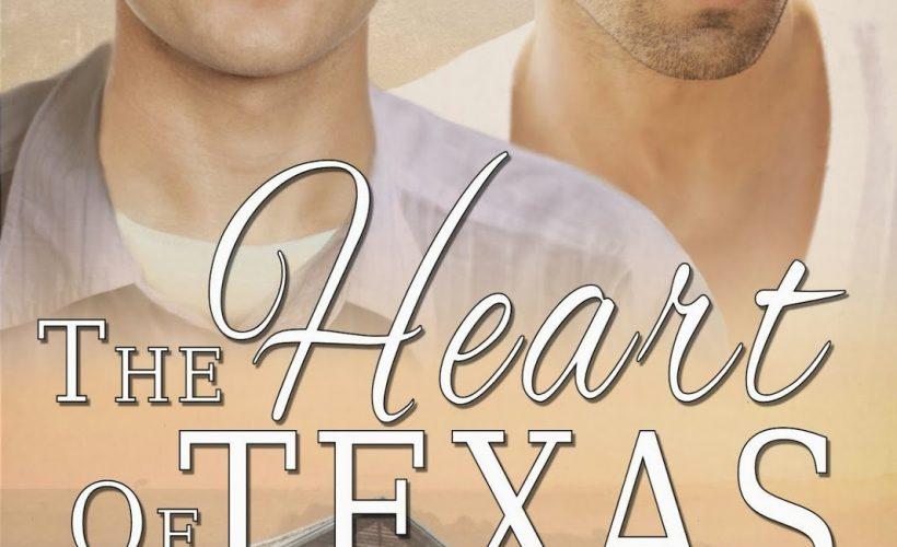 The Heart of Texas MM Romance RJ Scott Cowboys Ranches