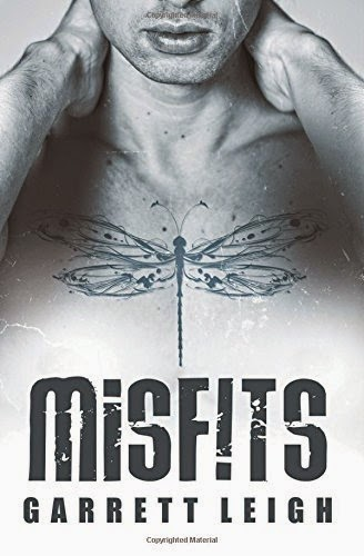 Garrett Leigh, Misfits, Gay Romance, RJ Scott