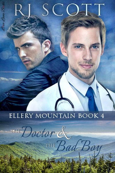The Doctor and the Bad Boy RJ Scott MM Romance Gay Romance
