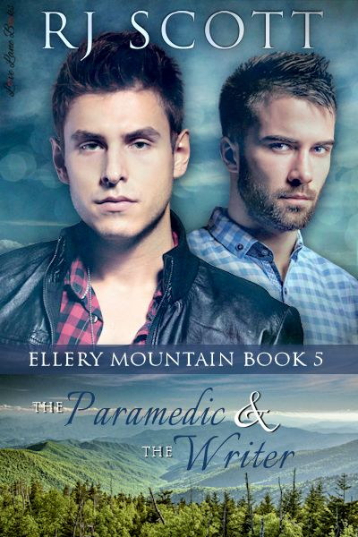 Paramedic Writer Ellery Mountain RJ Scott MM Romance