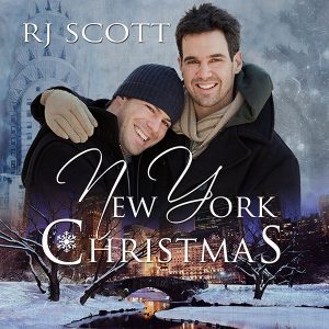 New York Christmas Audio MM Romance RJ Scott