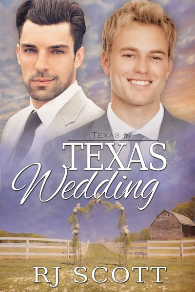 Texas Wedding MM Romance RJ Scott Audio Cowboys Ranches blackmailed into marriage