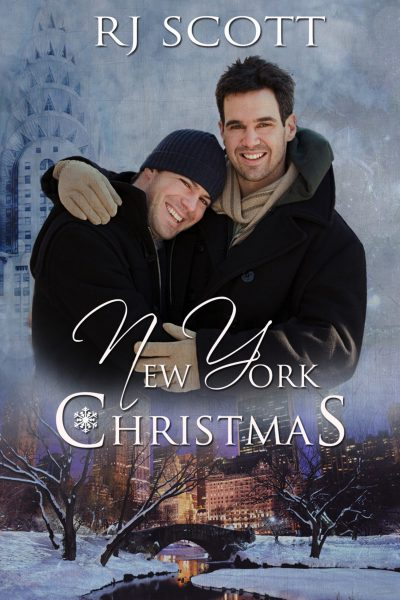 New York Christmas RJ Scott MM Romance Author