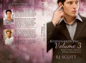 Bodyguards Volume 3, RJ Scott, MM Romance, Gay Romance, Action Adventure