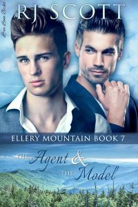 The Agent and the Model Ellery Mountain RJ Scott MM Romance Gay Romance
