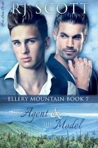 The Agent and the Model Ellery Mountain RJ Scott MM Romance Gay Romance