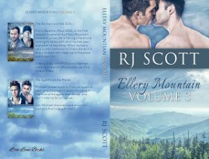 Ellery Mountain Volume 3, RJ Scott, MM Romance, Gay Romance