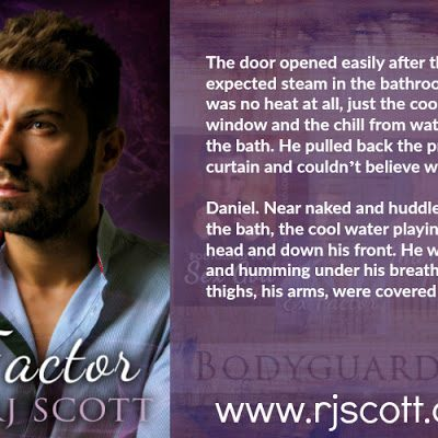 Focus On…The Ex Factor (Bodyguards Inc. #2)