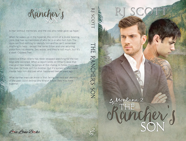 RJ Scott, MM Romance, Montana Series, The Rancher's Son, Gay Romance