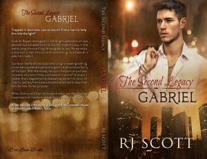Gabriel, RJ Scott, Gay Romance, MM Romance