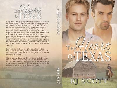 The Heart Of Texas, MM Romance, RJ Scott,