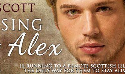 Kissing Alex release blast…