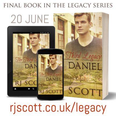 Daniel – The Third Legacy (Legacy book 3)