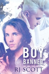 Boy Banned MM Romance RJ Scott