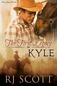 Kyle RJ Scott Legacy Texas MM romance