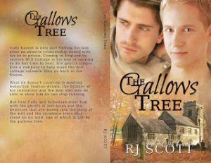 The Gallows Tree, RJ Scott, MM Romance, Gay Romance,