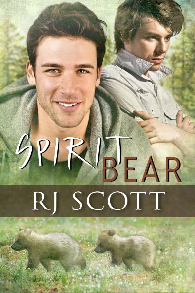 Spirit Bear MM Gay Romance RJ Scott Author