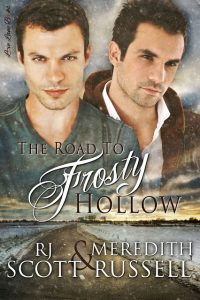 The Road To Frosty Hollow, RJ Scott, MM Romance, Gay Romance, Meredith Russell