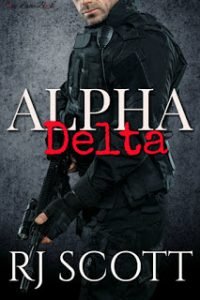 RJ Scott, MM Romance, Gay Romance, Alpha Delta