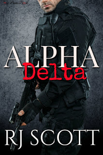 RJ Scott, MM Romance, Gay Romance, Alpha Delta