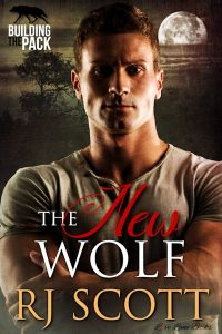 The New Wolf MM Romance RJ Scott