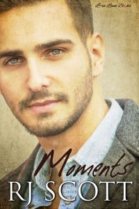 Moments MM Romance RJ Scott
