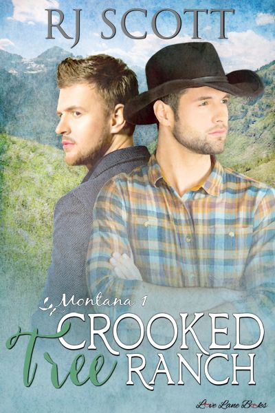 MM Romance, Montana Series, Crooked Tree Ranch, RJ Scott, Gay Romance